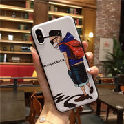Emaffie Case For IPhone 6 6S Case For IPhone 5 5S SE 6 6S 7 8 Plus X Case Silicon Cover For IPhone 8 Plus Fundas Tide Brand Capa
