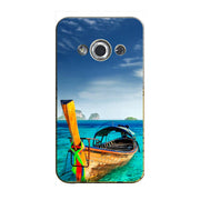 "Fashion Cartoon Case For Samsung Galaxy Xcover 3 G388F 4.5"" Phone Bag Cat Landscape Drawing Back Cover Hot"