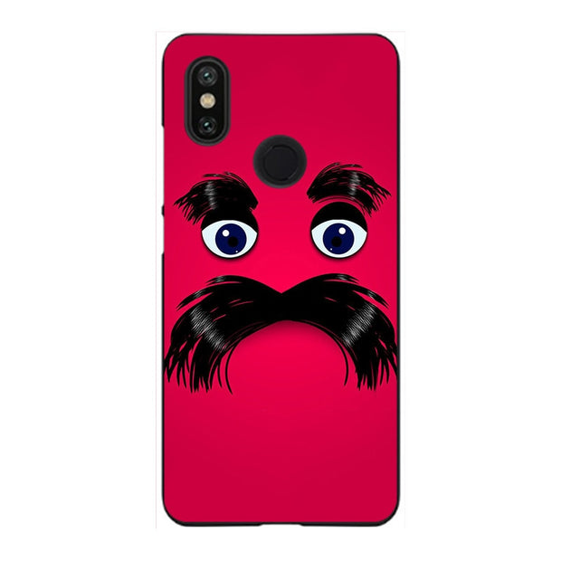 Fashion Cartoon Printing Case For Xiaomi 7 Mi7 8SE Mi8 SE 5X 6X Mi6x A2 Redmi S2 Redmi 6 Pro Xiaomi A2 Lite Back Cover Coque