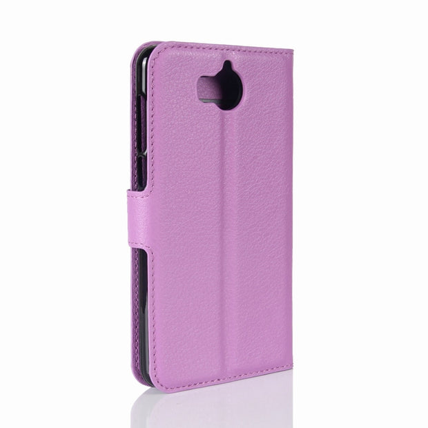 Fashion Flip Case Coque For Huawei Y5 Y3 2017 Case Luxury Magnetic Wallet PU Leather Cover For Huawei Y5 2017 Phone Cases Fundas