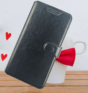 Fashion Flip PU Leather Cover Case For Doogee X60L Mix 2 X30 X30L X53 Y6 X10 Magnetic High Quality Mobile Phone Shell