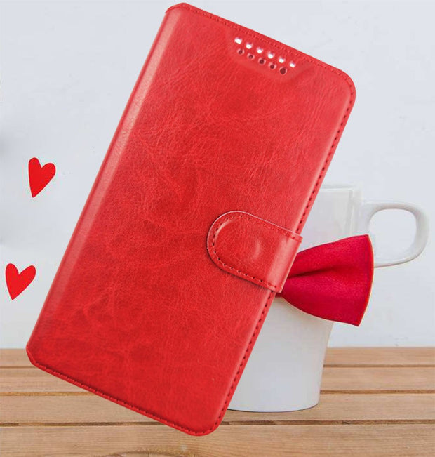 Fashion Flip PU Leather Cover Case For Ulefone S1 Armor 5 S9 Pro X Prwer 3S Mix S Magnetic High Quality Mobile Phone Shell