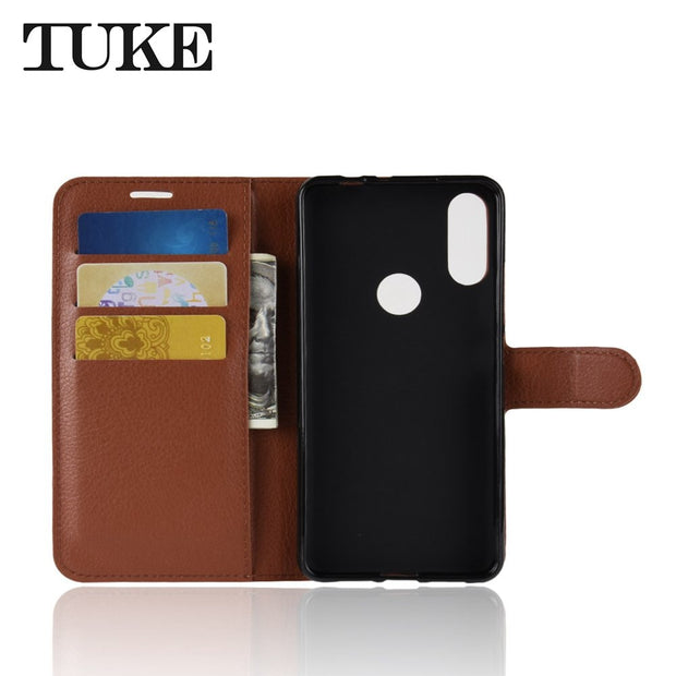 Flip Case For Wiko View2 Pro Funda Luxury Wallet PU Leather Phone Case For Wiko View 2Pro View2 Pro Case Protective Back Cover