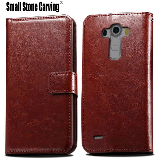 sneakers for cheap 9ce5b f50f3 For Coque LG G4 LGG4 Leather Wallet Flip Case Printing Back Cover For LG G4  H815 H818 Cell Phone Silicon Protector Funda Capa