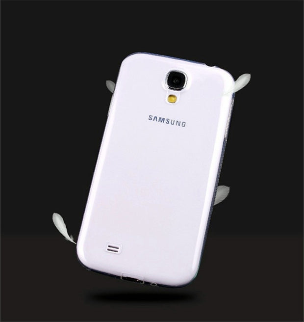 For Galaxy S4 Soft Silicon Case For Samsung Galaxy S4 S 4