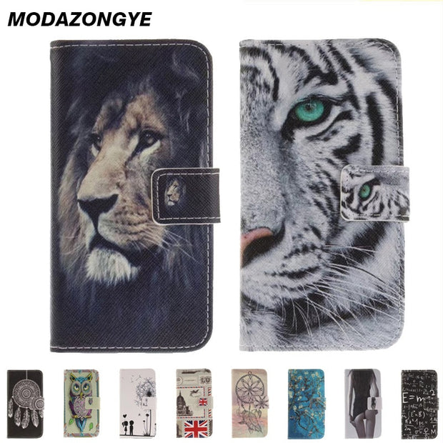 For Huawei Y7 Prime 2018 Case Luxury PU Leather Cover Phone Case For Huawei Y7 Prime 2018 Y 7 Y7Prime 2018 Case Flip Back Cover