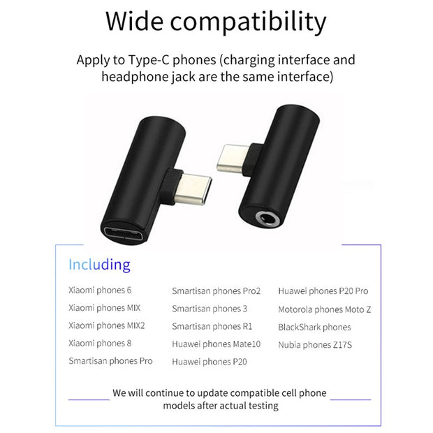 For Motorola Moto Z3 Play Z Z2 Force USB Type C To 3.5mm Jack Adapter Earphone Headphone Converter USB-C Type-C AUX Audio Cable