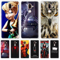 For Nokia 1 3 5 8 6 2 7 Plus 9 X6 2.1 3.1 5.1 6.1 2018 X7 X3 3.1 7.1 Case Cover King Cool Spiderman Avengers Deadpool 4 Owl Etui