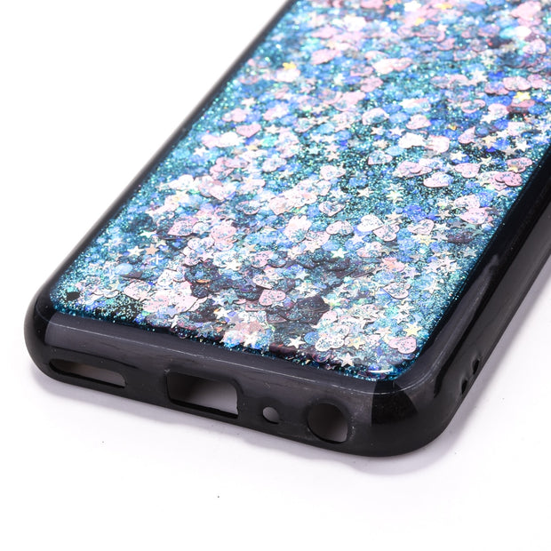For OPPO A37 A57 A39 A59 F1S Case Bling Dynamic Liquid Glitter Star Crystal Quicksand Soft Silicone Back Cover For Vivo Y55 V3