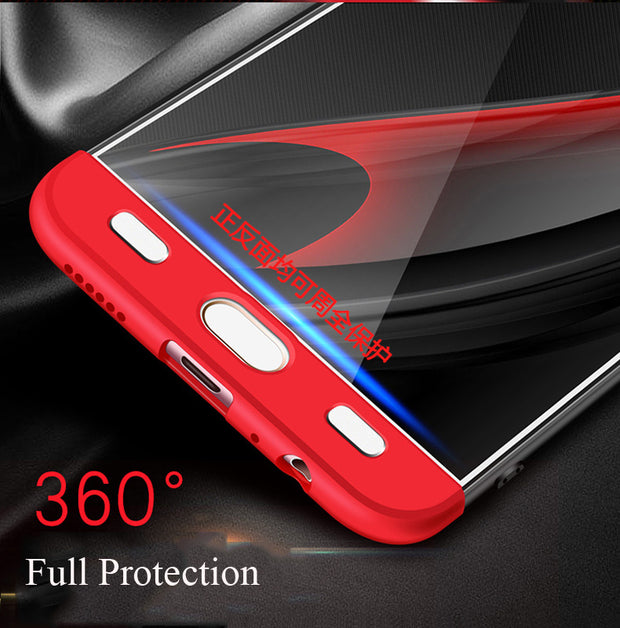 For Oppo A57 Case Cover Luxury Hard PC Back Cover 360 Full Body Protection Mobile Phone Case For Oppo A57 A39 Cover Capa