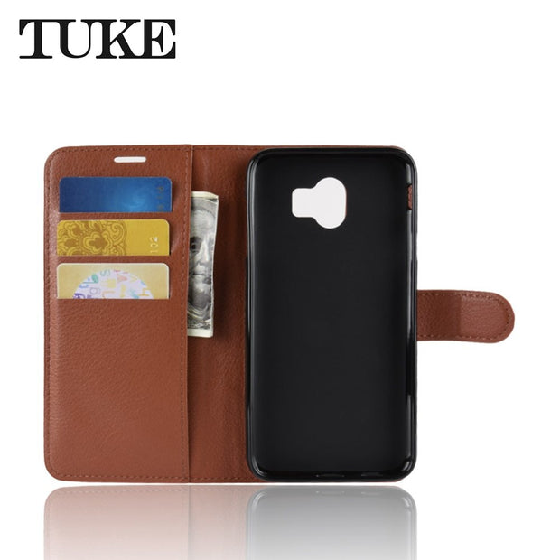 For Samsung Galaxy J4 2018 Case J4 2018 Case Flip PU Leather Phone Case For Samsung Galaxy J 4 2018 Case