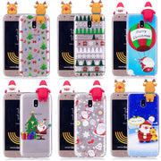 For Samsung Galaxy J5 2017 Cover 3D Cartoon Toys Clear Soft Silicone Phone Case On For Samsung J3 J5 J7 A3 A5 A7 2016 2017 Coque
