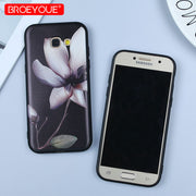 For Samsung S8 S9 Plus S7 Edge Case Soft Silicone Cover For Samsung Galaxy A3 A5 A7 J3 J5 J7 2016 2017 J2 J5 J7 Prime J2Pro Case
