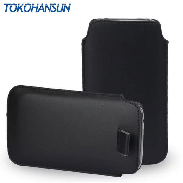 For Ulefone Power 3 13 Color PU Leather Pouch Cover Bag Case Phone Cases With Pull Out Function TOKOHANSUN Brand