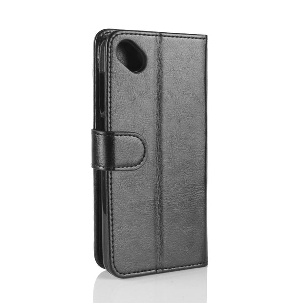 For Wiko Sunny2 Plus Book Flip Style Mobile Phone Case For Wiko Sunny 2 Plus Luxury Phone Cover Stand Wallet Cover