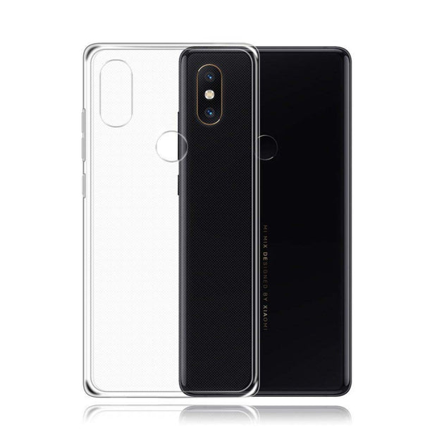 new arrival 1b7a4 a7732 For Xiaomi Mi Mix 2s Case Cover Mix2s Back Cover Silicone Ultrathin Clear  Transparent TPU Soft Case For Xiaomi Mix 2s Capas