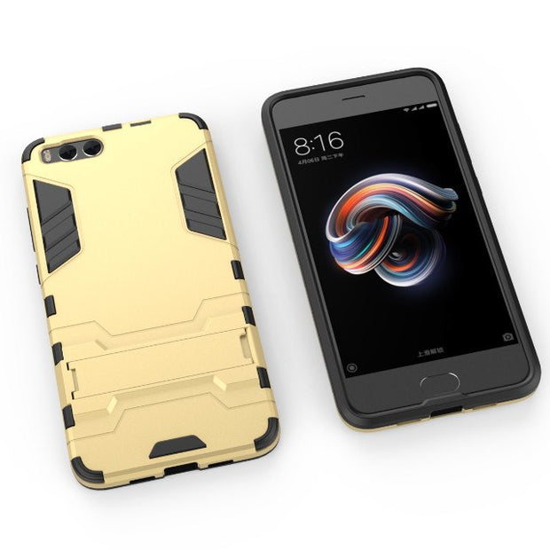 For Xiaomi Mi Note 3 Cover Hard Heavy Duty Armor Shield Shell Cover For Xiaomi Note 3 5.5 Inch Phone Cases