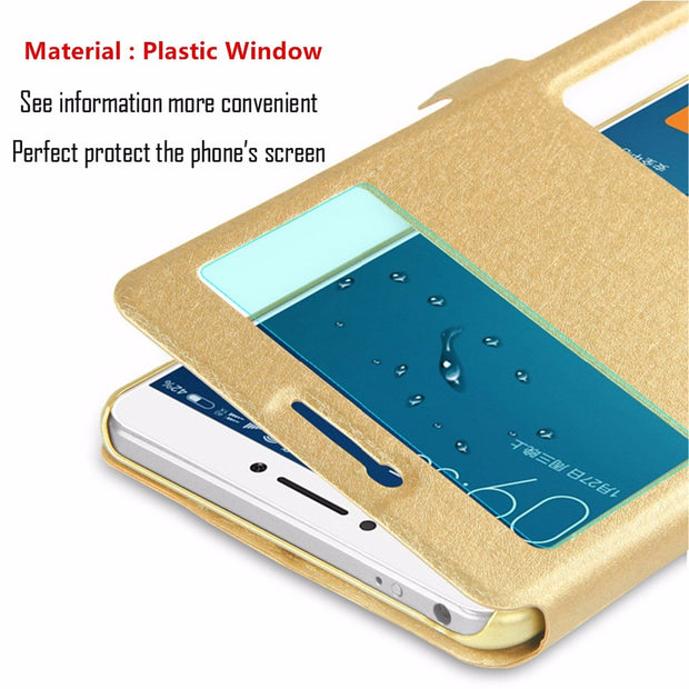 For Xiaomi Mi8 SE MiA1 MiA2 Mi6X Mi5X Mi6 Mi5 Mi5s Plus PC + Silk Leather Flip Case For Xiaomi Mi Note Max Mix 2S 2 3 Cover Case
