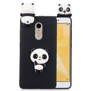 For Xiaomi Redmi Note 4 5.5 Inch Case On For Coque Xiaomi Redmi Note4 Cover 3D Doll Toys Candy Soft TPU Silicone Phone Cases