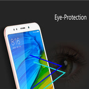 For Xiaomi Redmi Note 5 Case Tempered Glass Screen Protector For Xiaomi Redmi Note 5 Full Cover Toughened Glass Film Guard Cases