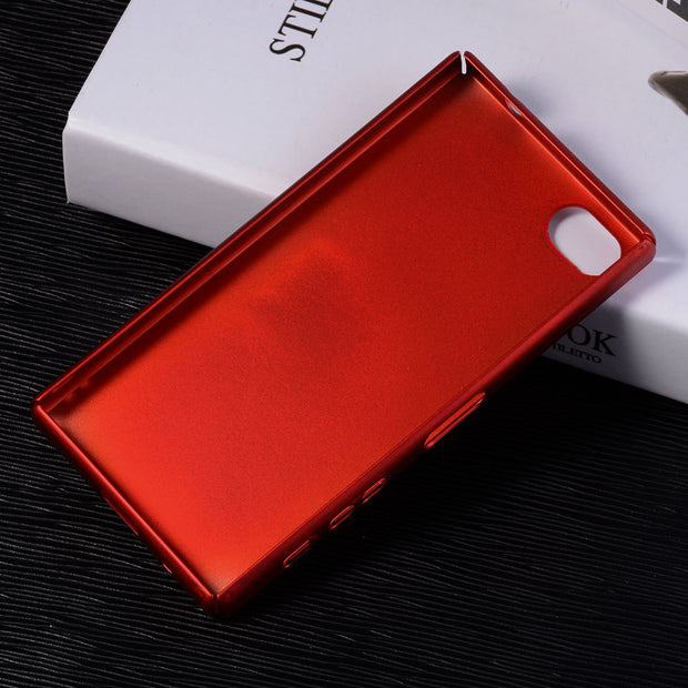 For Coque Sony Xperia Z5 Compact PC Hybrid Protective Case Cover For Sony Z5 Compact Fundas Shell Back Case For Sony Z5 Mini