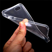 For IPhone 5S Ultra Thin Clear Soft Case Cover + Free Gift 4 Inch