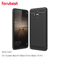 Forubest For Huawei Mate10 Lite Case Cover Carbon Fiber Shockproof Soft TPU Cases For Huawei Mate 10 / Mate 10 Pro Back Covers