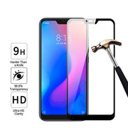 Full Cover Protective Glass For Xiaomi A2 Lite Case Tempered Glass For Xiaomi Redmi Note 6 Pro 6a S2 Mi 8 8se Pocophone F1 Film