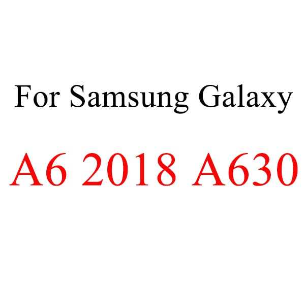 For a6 2018 a630