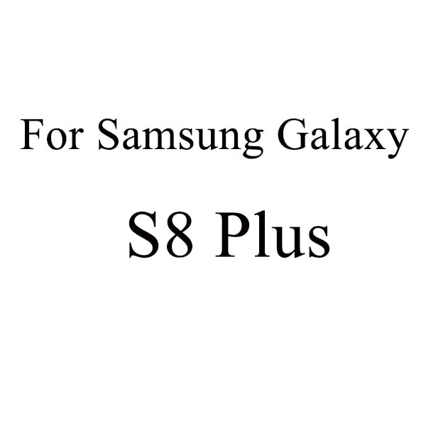 For samsung s8 plus