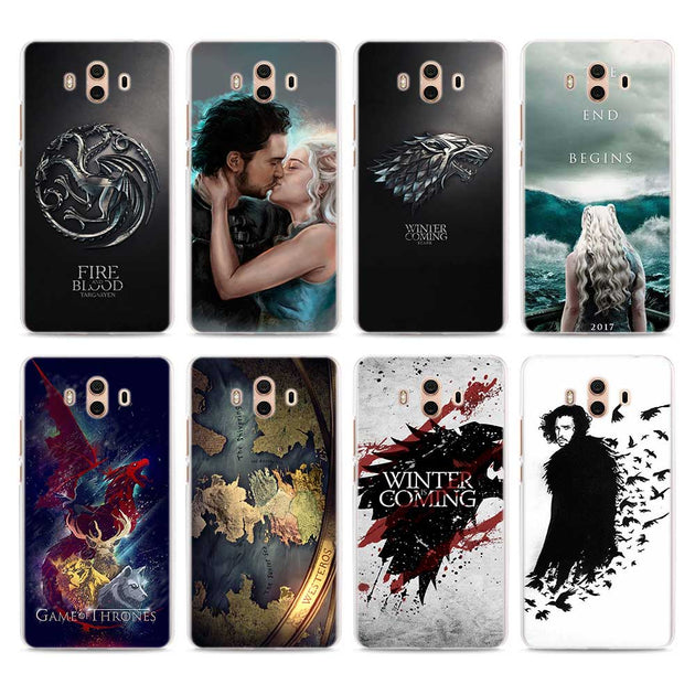 coque huawei p20 lite game of throne