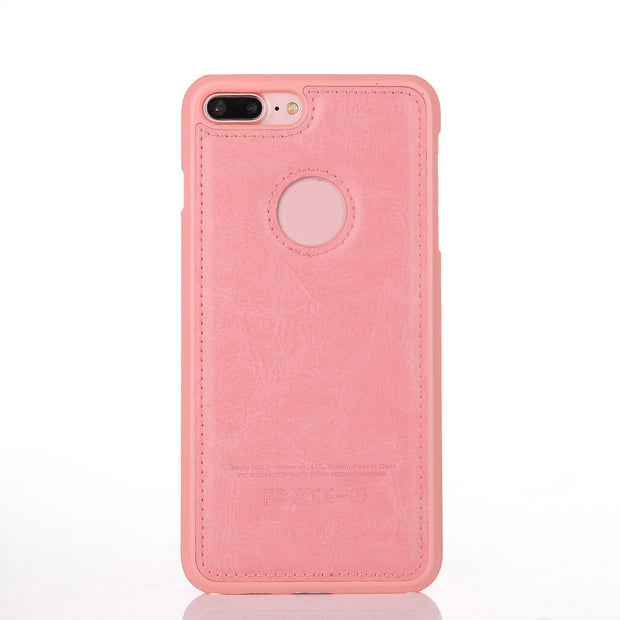 GonoRack Fashion Leather Back Cover Case For IPhone 5 5s SE 6 6S 7 7 P –  Ferrum Cases