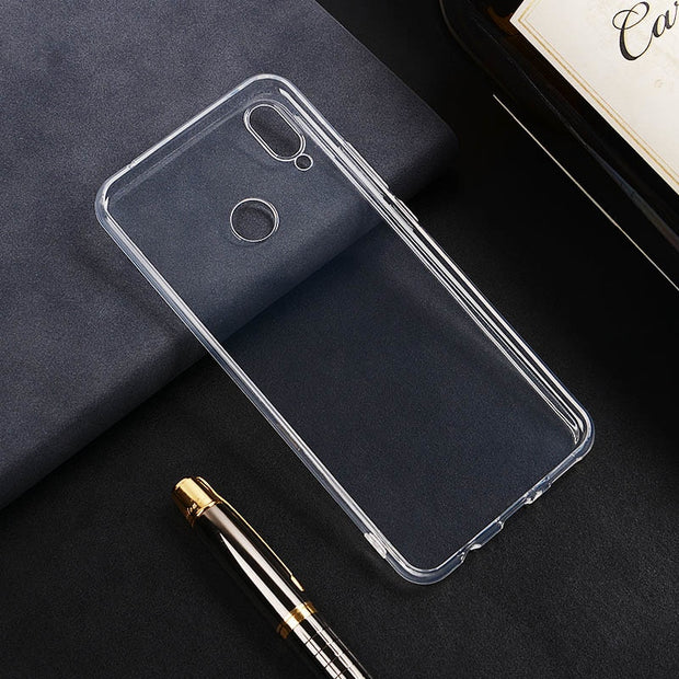 Huawei Nova 3i Case Cover Soft TPU Silicone Back Cover For Huawei P Smart+ Fandas Capa Phone Protective Case