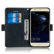 Huawei P10 Lite Phone Case Etui On For Fundas Huawei P10 Lite P10Lite Luxury Vintage Flip Wallet Leather Stand Back Cover Coque