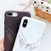 JSPYL Luxury Phone Bag For IPhone Xs Max Case 8 6s Plus Soft Silicone Love Heart Back Protection Fundas Case For IPhone X Case