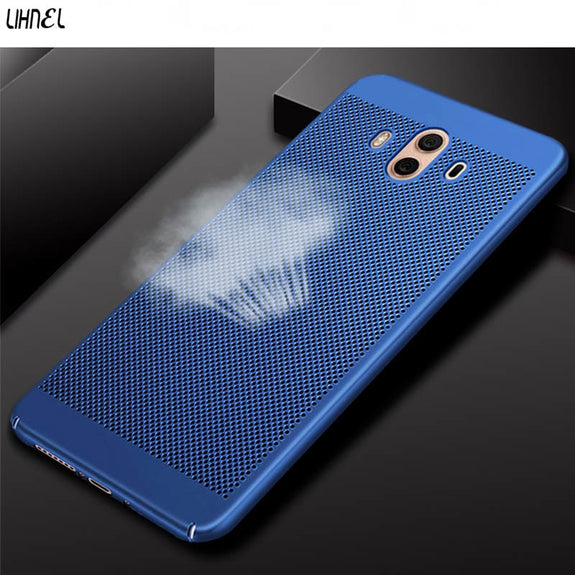LIHNEL Ultra Thin Full Body Coverage Breathing PC Hard Case