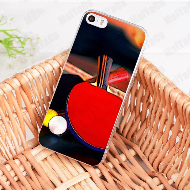 coque iphone 7 ping pong