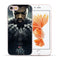 Laumans Ultra Thin Soft TPU Gel Silicon Black Panther Print Case Cover For Apple IPhone 8 6 6S 7 Plus 5 5S X SE