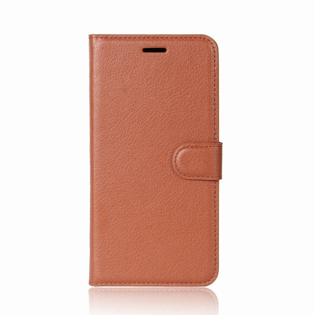 Leather Case For Wiko Lenny 4 Plus Flip Leather Cover Wiko