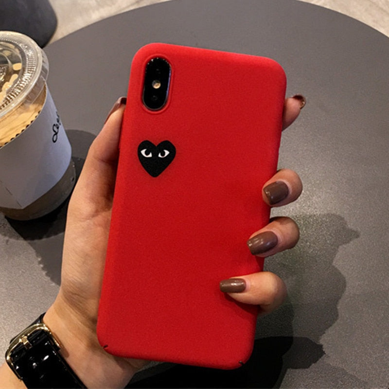 Matte Protect Hard Cover Iphone 6 6S