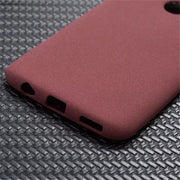 Luxury Anti-skid Matte Phone Case For OnePlus 6 5 5T Ultra Slim Soft TPU Silicon Shockproof Back Cover For One Plus 6 3 3T Shell