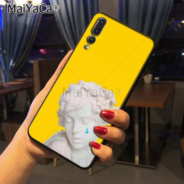 Maiyaca Art David Statue Amazing Landscape Phone Case For Huawei P20 P20 Pro Honor9 Mate10 Case Cover