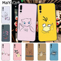 Maiyaca Cute Little Elf Hot Printed Cool Phone Accessories Case For Huawei Honor 9 Honor 10 P20 Case Coque