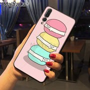 Maiyaca Donut High Quality Classic High-end Phone Accessories Case For Huawei Honor 9 Honor 10 P20 Case Coque