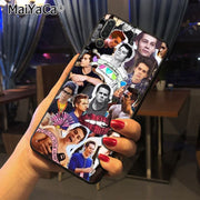 Maiyaca Dylan O'Brien Teen Wolf High Quality Classic High-end Phone Accessories Case For Huawei P20 P20 Pro Honor9 Mate10 Case