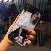 Maiyaca Isabel Ajani Cute Phone Accessories Case For Huawei Honor 9 Honor 10 P20 Case Coque