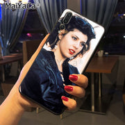 Maiyaca Marisa Tomei Newest Super Cute Phone Cases For Huawei P20 P20 Pro Honor9 Mate10 Case Cover