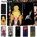 Maiyaca Naruto Animation Unique Luxury Soft Tpu Silicon Phone Case For Huawei P20 P20 Pro Honor9 Mate10 Case Cover