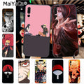 Maiyaca Naruto Classic Image Paintings Cover Mobile Phone Case For Huawei Honor 9 Honor 10 P20 Case Coque