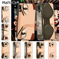 Maiyaca Naruto Eyes New High Quality Multi Colors Luxury Phone Case For Huawei Honor 9 Honor 10 P20 Case Coque
